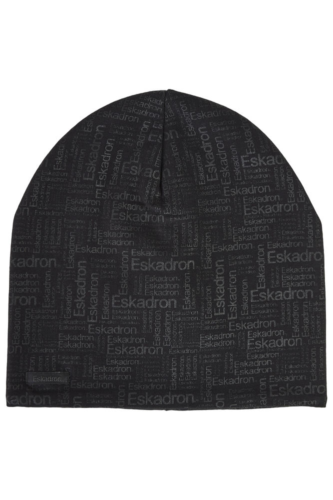 Eskadron Fanatics Sporty Beanie in Black Herbst /Winter 2020