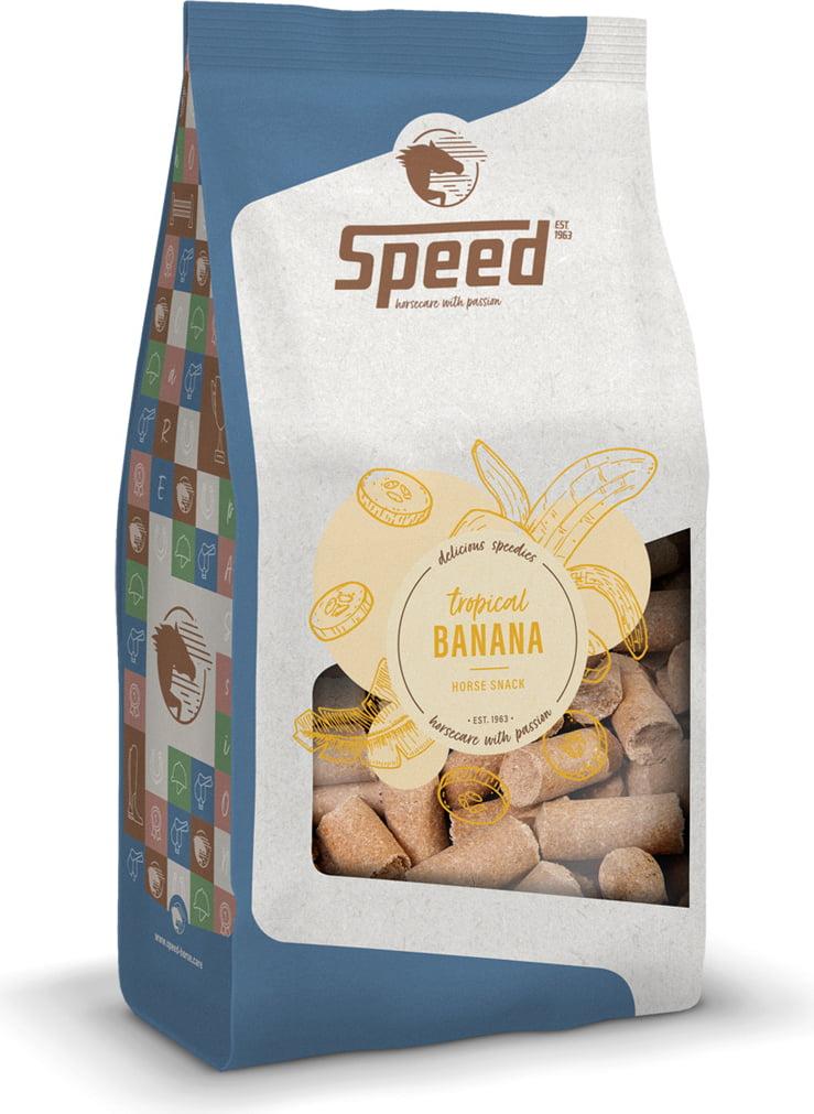 SPEED Leckerli - delicious speedies BANANA
