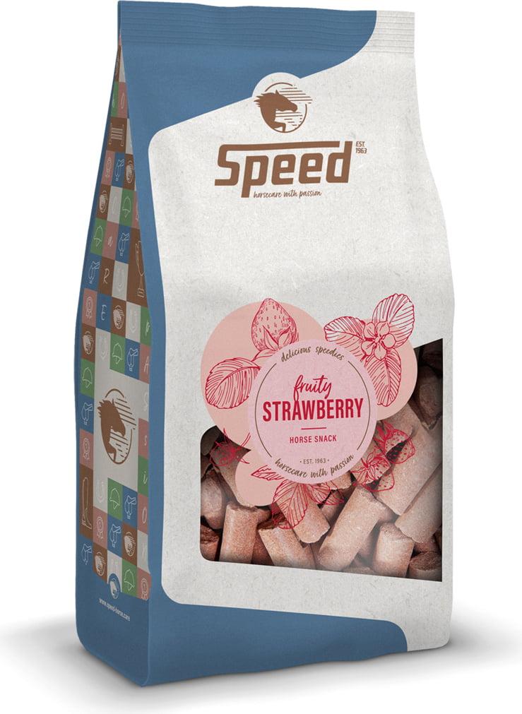 SPEED Leckerli - delicious speedies STRAWBERRY