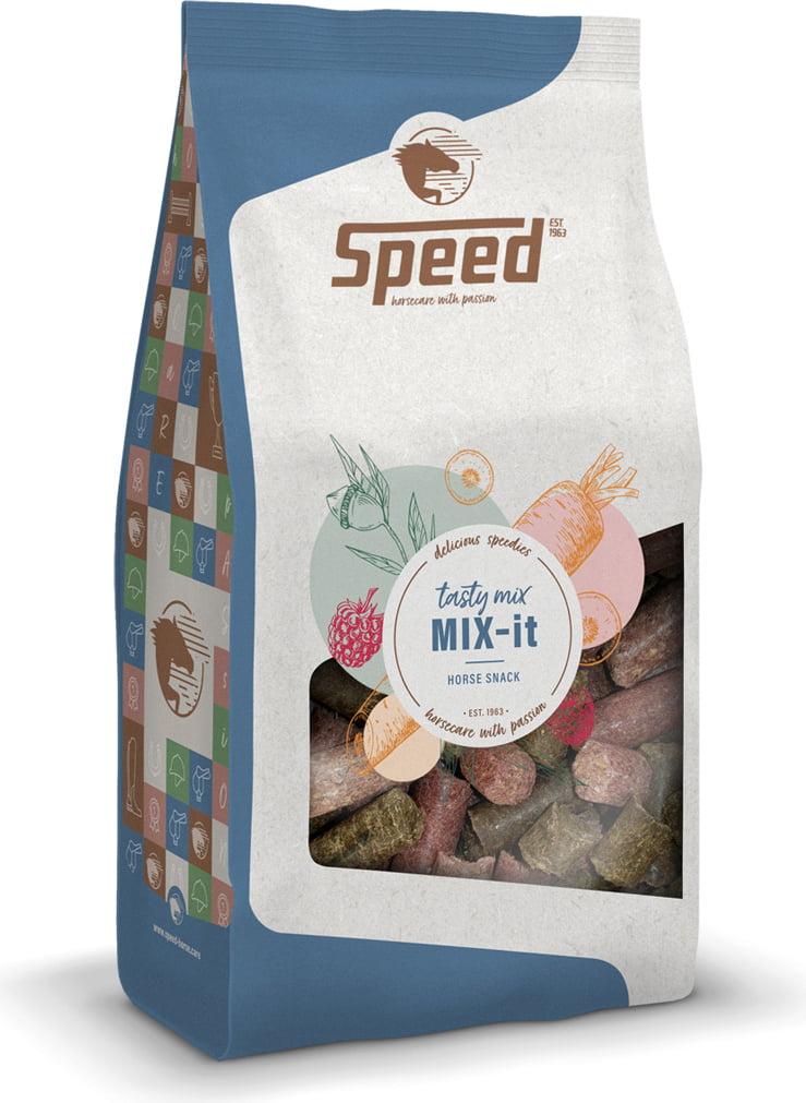 SPEED Leckerli - delicious speedies MIX-it