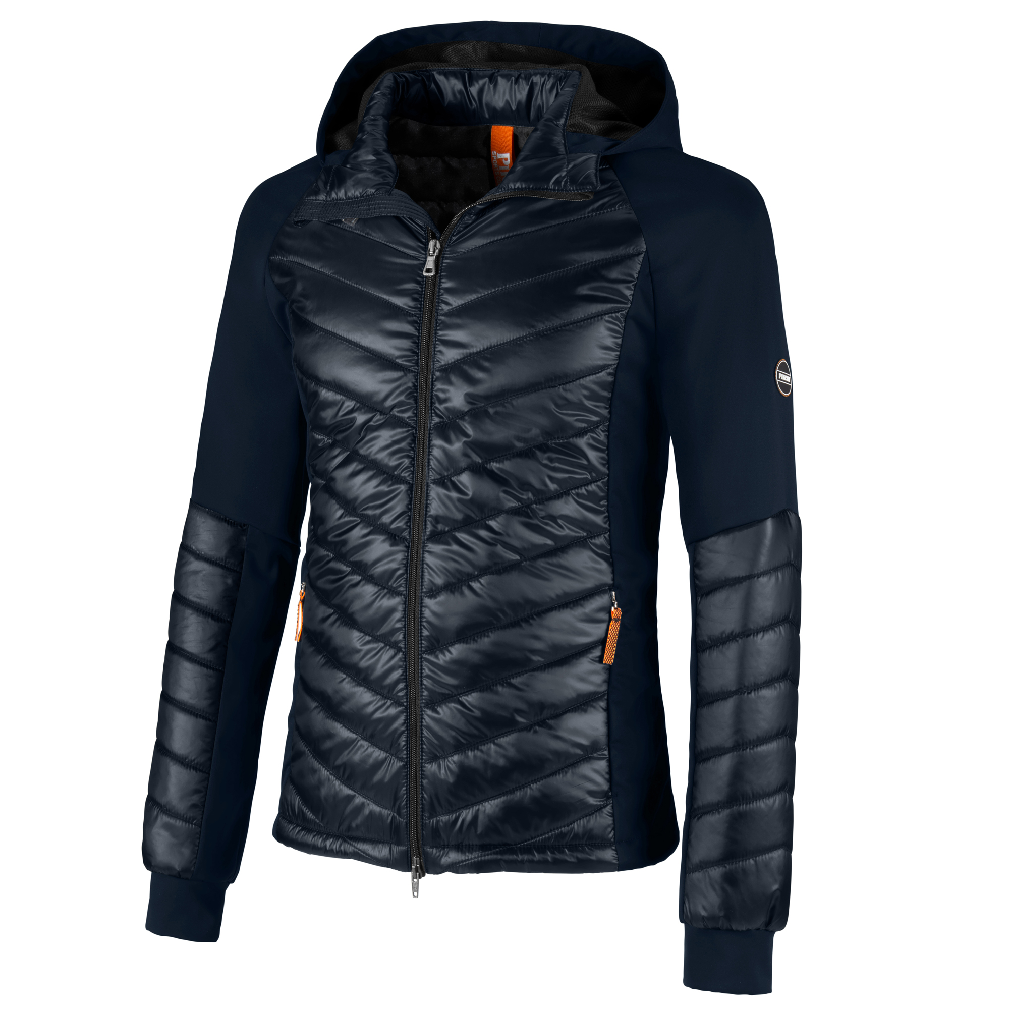 Pikeur Herren Materialmix-Jacke AVELINO in night sky