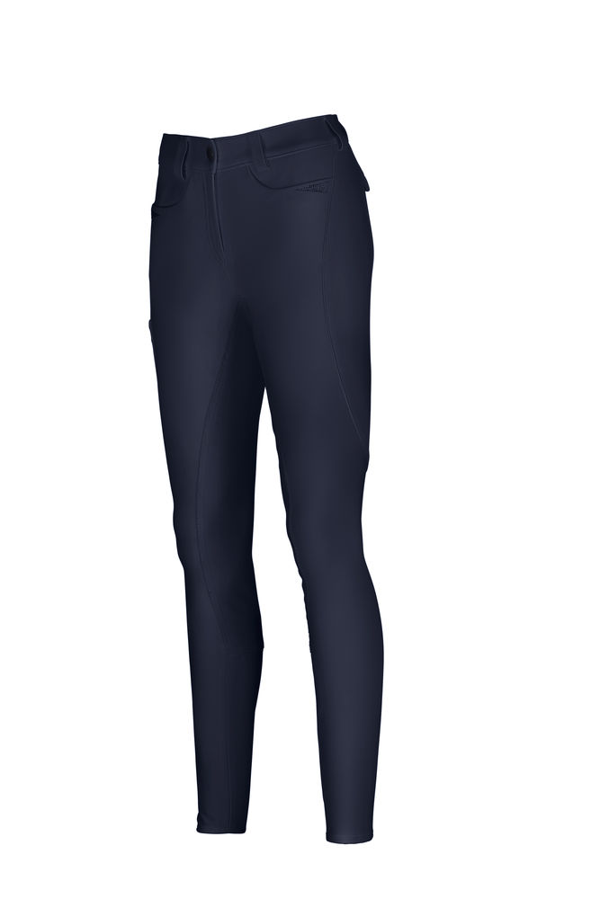 Pikeur Damen Reithose MC Crown LAURE in navy Frühjahr/Sommer 2021