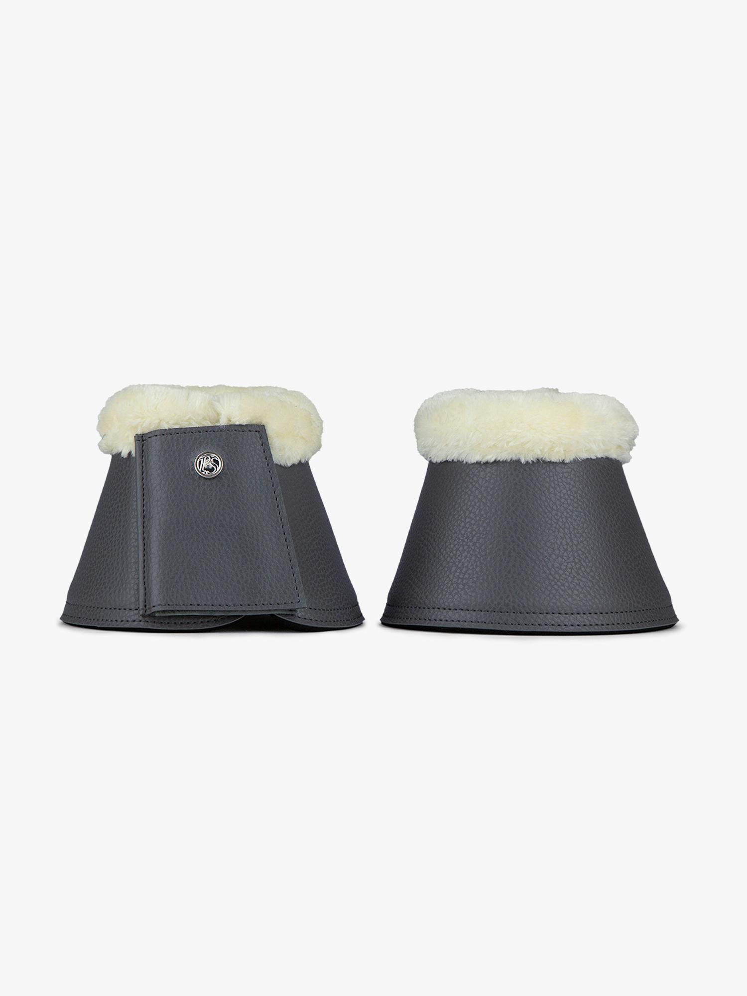 PS of Sweden 2er Set Hufglocken , Bell Boots in grey