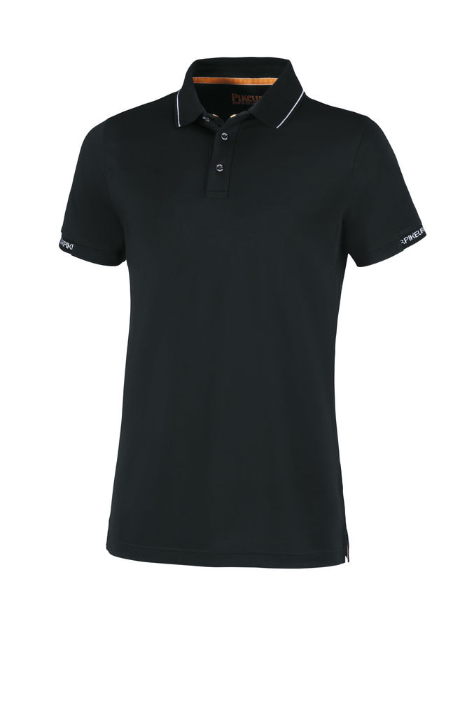 Pikeur Herren Polo Shirt Finno in dark green Frühjahr/Sommer 2021
