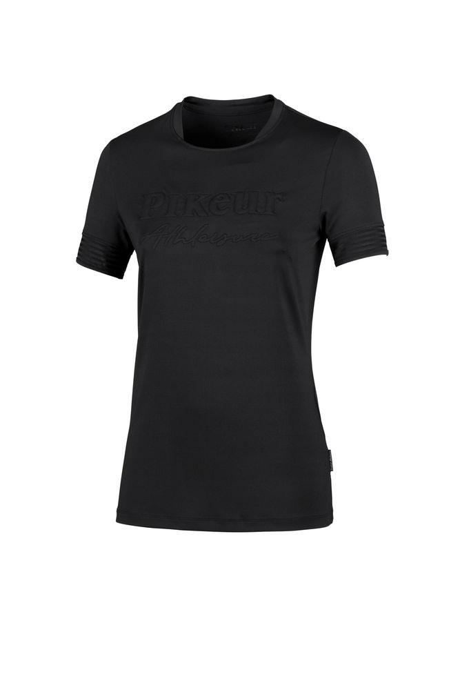 Pikeur T-Shirt Loa in Black Frühjahr/Sommer 2021