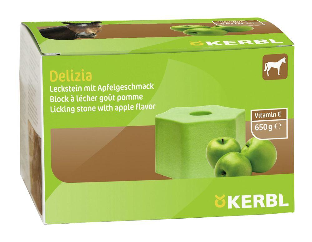 Delizia Leckstein Apfelgeschmack, 650g