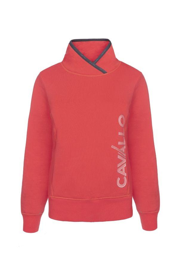 Cavallo Hoody Sweatshirt in candy Frühjahr/Sommer 2021