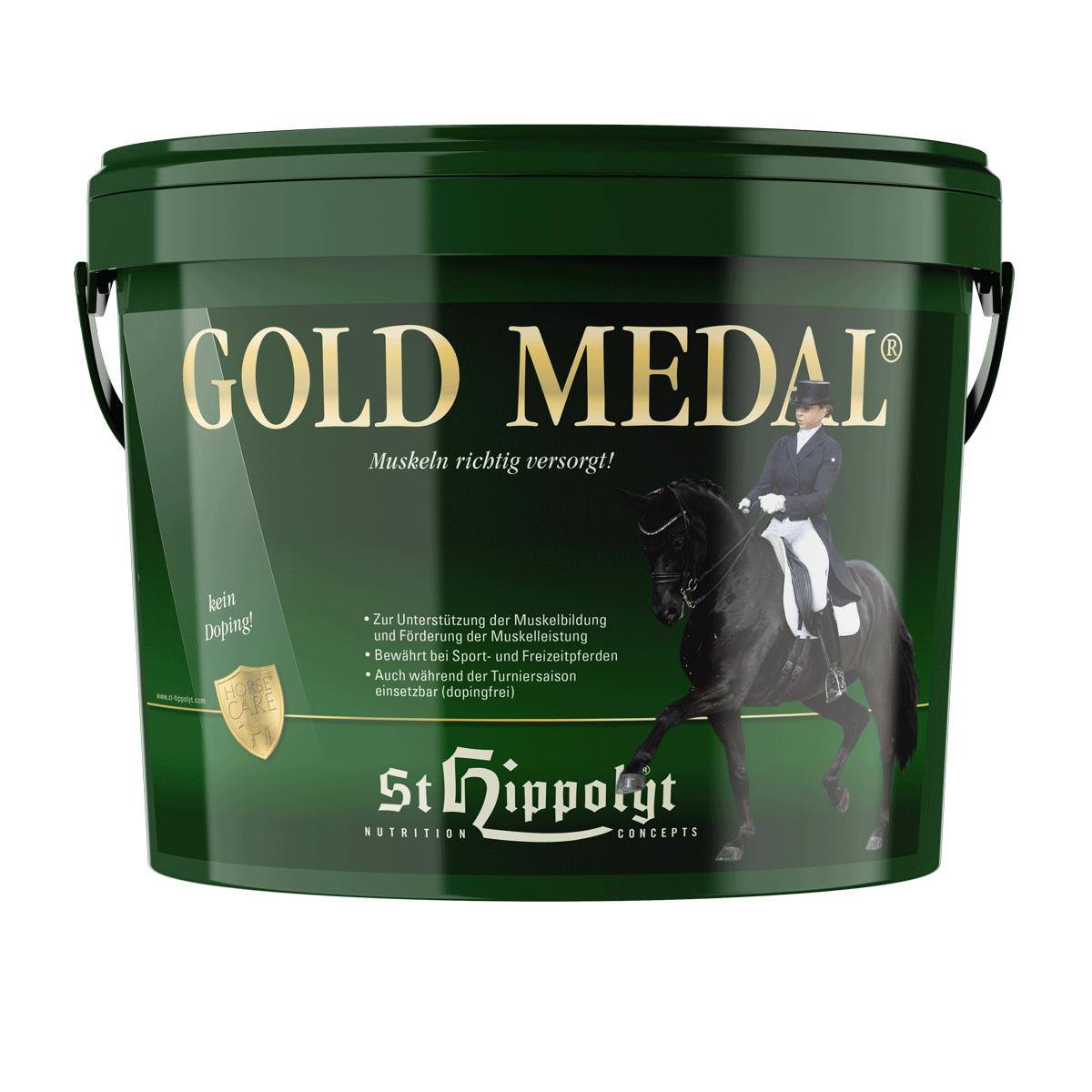 St. Hippolyt Gold Medal, 10kg