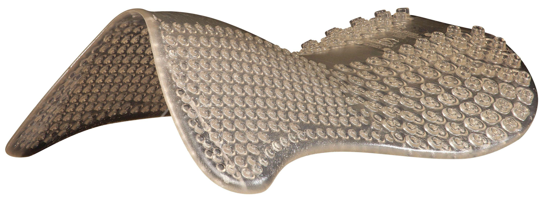 Acavallo Gel Pad Massage hinten erhöht - transparent, onesize  AC123