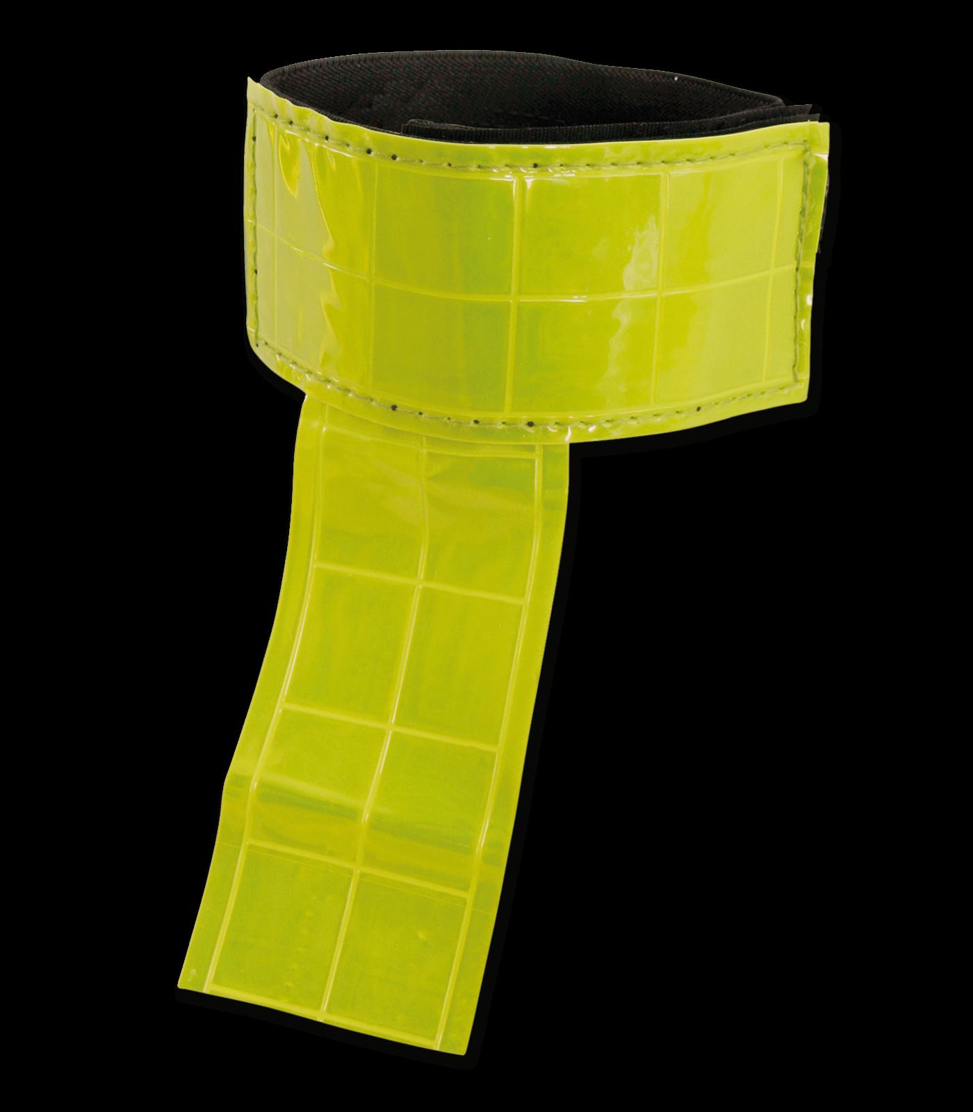 Waldhausen REFLEX Schweifband in neon gelb