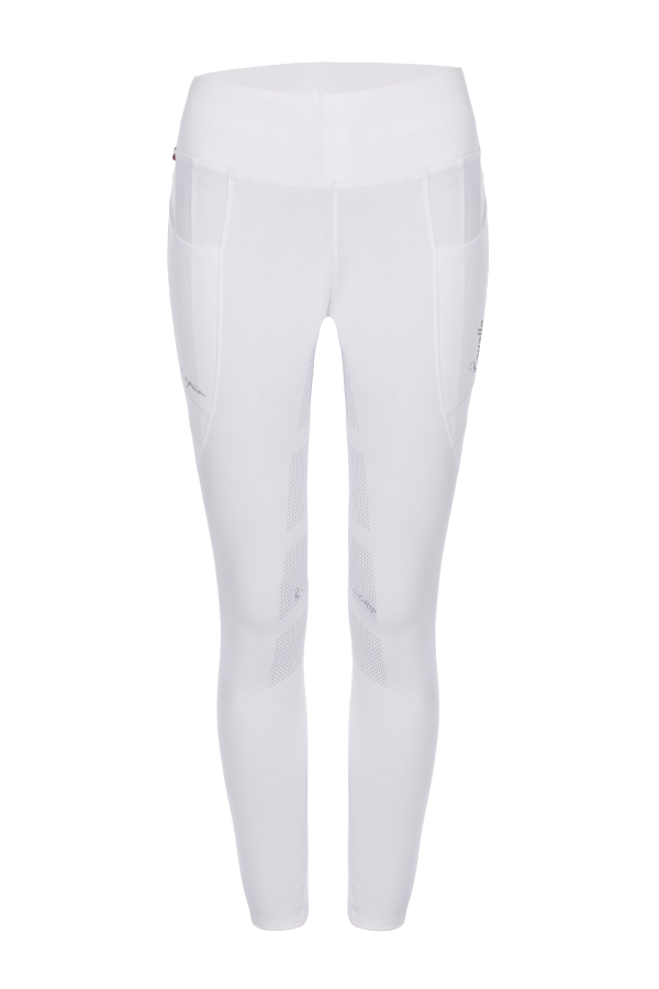 Cavallo Reitleggings Lin Grip in white Frühjahr/ Sommer 2021