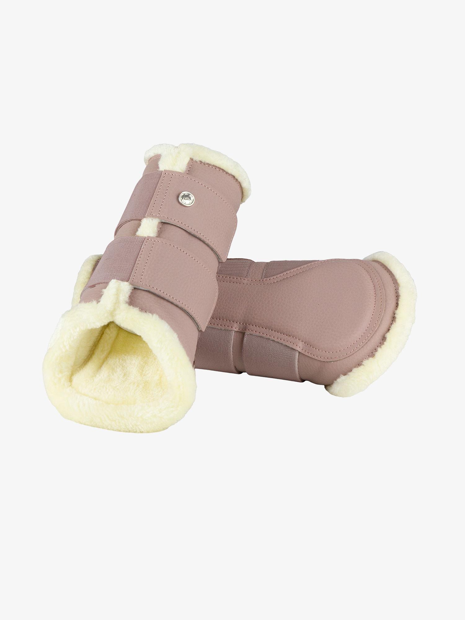 PS of Sweden 4er Set Gamaschen, Brushing Boots in Pink