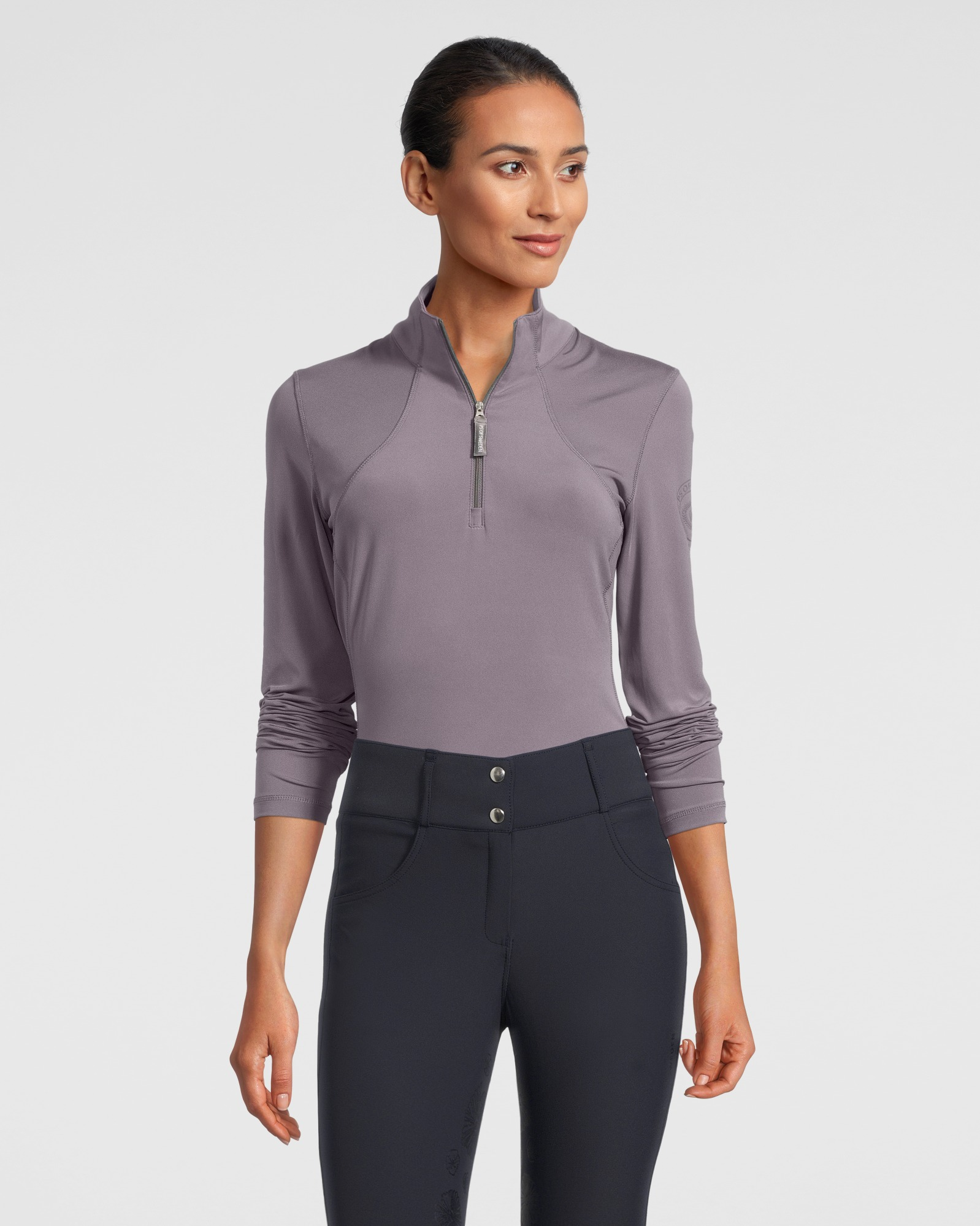 PS of Sweden Alessandra Base Layer in grey
