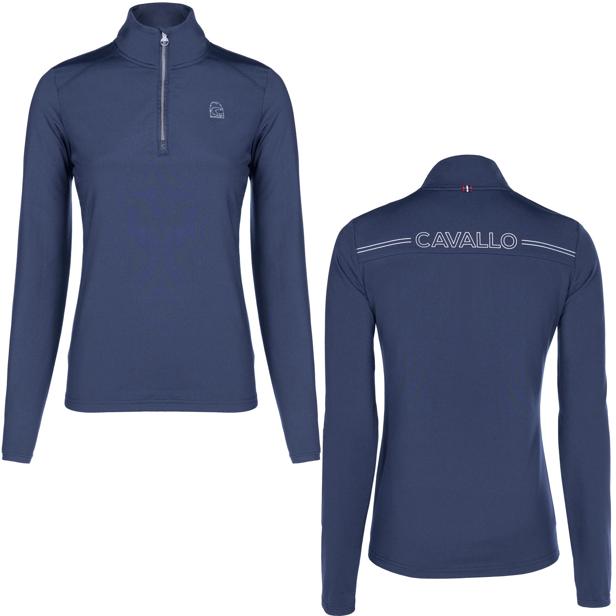 Cavallo Damen Funktions -Shirt BAIKY in darkblue