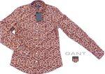 Gant - Bluse Co Pop Stretch Paisley - viele Größen - Neu 001