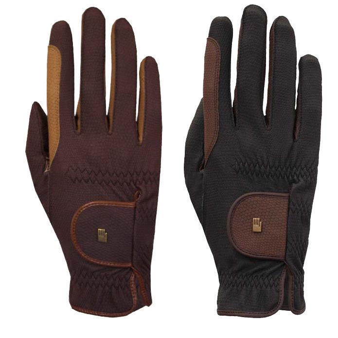 Roeckl Handschuh MALTA (Light & Grip Kontrast) zwei Farben - NEU