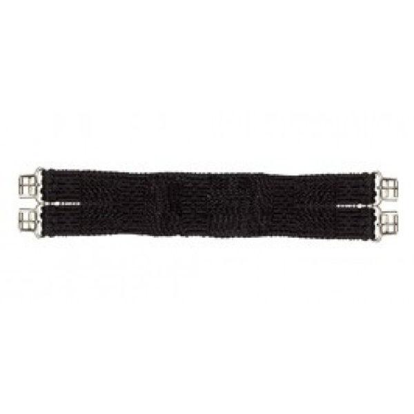 HKM Sattelgurt -Standart- Schnurrensattelgurt schwarz von 60 bis 150 cm - NEU
