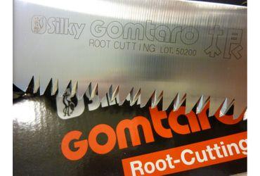 Silky Japansäge Gomtaro 300mm, grobe Verzahnung – Bild 4
