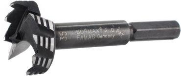 FAMAG Bormax 2.0 WS-Forstnerbohrer 8x57x90mm S=8mm – Bild 2