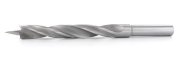 Treppenbaubohrer mit Zentrierspitze; AØ 22mm; Schaftdurchmesser 13mm; Gesamtlänge 220 – Bild 1