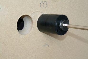 FAMAG Dämmstoff-Lochsäge Ø 106,5mm – Bild 2