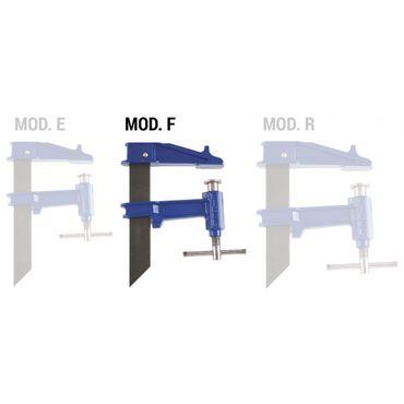 Piher Schraubzwinge Modell F 40cm Arbeitslänge – Bild 3