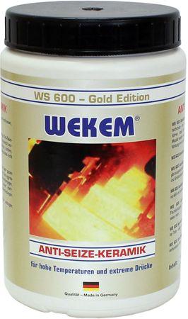 WEKEM WS 600 Keramikpaste 1000 g Weithalsdose