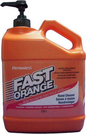 Permatex Fast Orange Bimsstein Lotion Handreiniger  3,8l