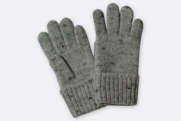 Fingerhandschuhe aus Schafschurwolle, Größe 12