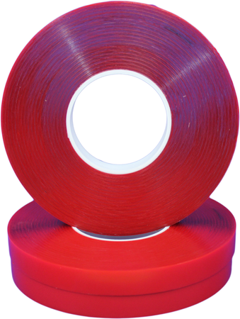 WEKEM WZ 49 Acryl-Schaum Tape 0,5 x 19 mm transparent