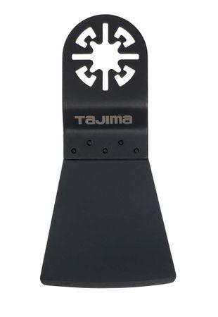TAJIMA Sägeblatt Spachtel abgerundet für Oszillierende Maschinen Multimaster/Universal 49mm , TAJ-10493