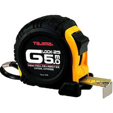 TAJIMA G-LOCK Bandmass 5m/19mm gelb, TAJ-24800