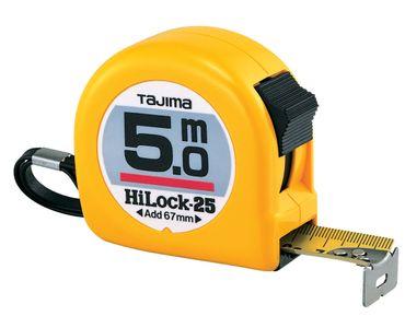 TAJIMA HI-LOCK Bandmass 5m/25mm gelb, TAJ-11350