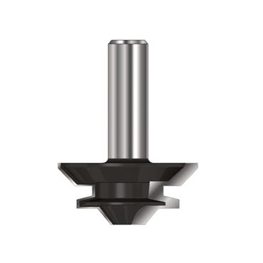 ENT Gehrungs-Verleimfräser HW (HM) S8x32mm Z2 D38,1x12,7mm – Bild 5