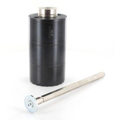 Famag Dämmstoff-Lochsäge 68 mm  NL 100 mm ,für  Hohlwanddose, Gerätedose – Bild 2