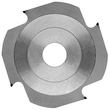 Stehle DP 3103L Nutfräser für Lamello 100x3,95x22mm Z=4 konkav