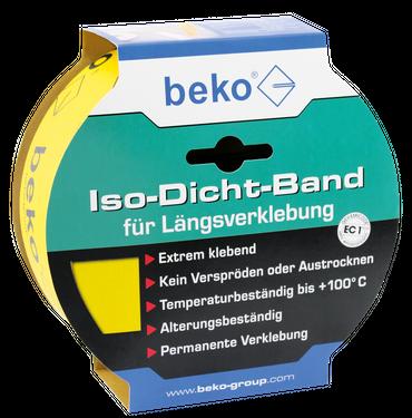 Beko BOX Iso-Dicht: 8x Iso-Dicht, 3x Band GELB, 1x Band GRÜN – Bild 2