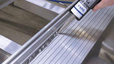 Beko Metallic-Flex 305 g metallic silber – Bild 4