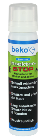 CareLine Insekten-STOP 75 ml
