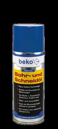 Beko TecLine Bohr- und Schneidöl 400 ml