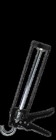Beko Kartuschenpresse Skelett Metall -PREMIUM-, schwarz