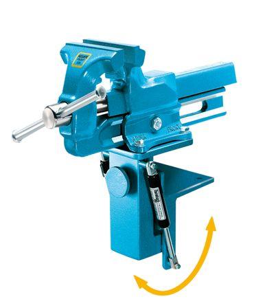 HEUER Klapp-Gerät für Schraubstock Größe 140 – Bild 1
