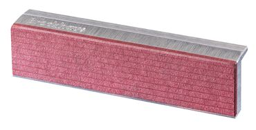 HEUER Magnet-Schutzbacke Typ F Schraubstock 140 mm Aluminium-Fiberbelag – Bild 2