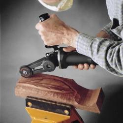Arbortech Mini Grinder Sanding Pads 50 mm (Korn 80) - 4 Stück – Bild 2
