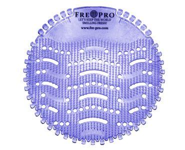 Fre-Pro WAVE 2.0 - Pissoir & Urinal Einsatz - 30 Tage Frischewirkung - Fabulous Lavender, 10 Stück – Bild 1