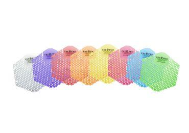 Fre-Pro WAVE 3D - Pissoir & Urinal Einsatz - 30 Tage Frischewirkung - Fabulous Lavender, 10 Stück – Bild 2