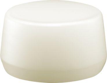 BASEPLEX-Einsatz, Nylon, weiß | Ø=50 mm | 3988.050