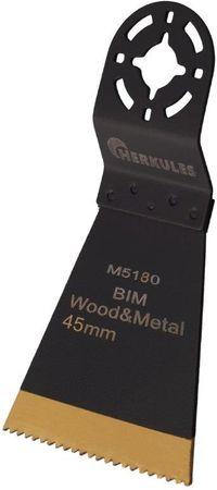 Herkules M5180 Titan Nitrid beschichtetes Bi Metall Sägeblatt M42 – Bild 2