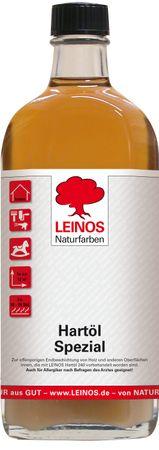 Leinos 245 Hartöl Spezial für Innen 0,25 l