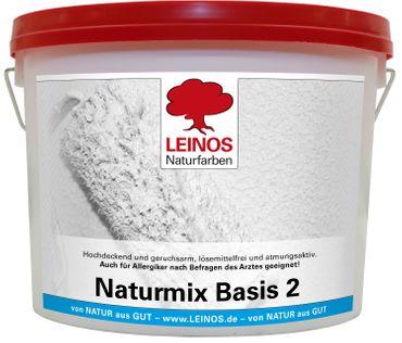 Leinos 670 Naturmix für Innen 002 Basis 2 3 l
